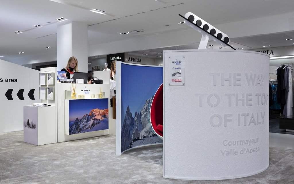 A Natale regala il punto più alto d'Italia con le Gift Box Experience di Skyway Monte Bianco