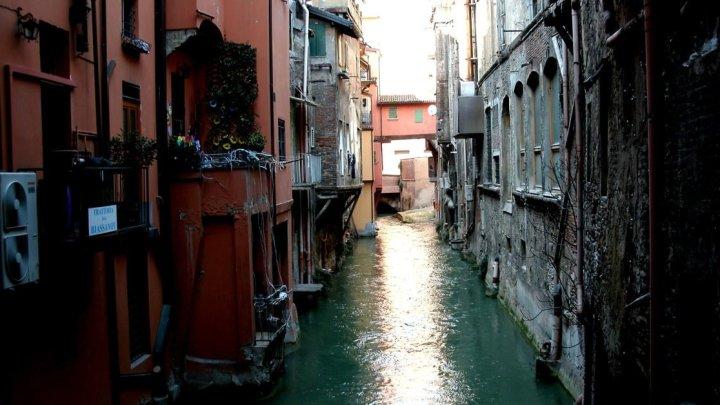 Il centro storico di Bologna conserva una piccola Venezia