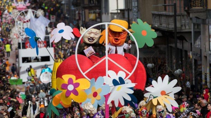 Le Guggen: spirito del Carnevale svizzero