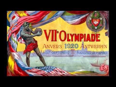 Verso le Olimpiadi: Anversa 1920