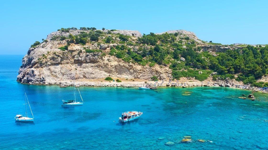 Kinaros: l'isola della Grecia con un solo abitante