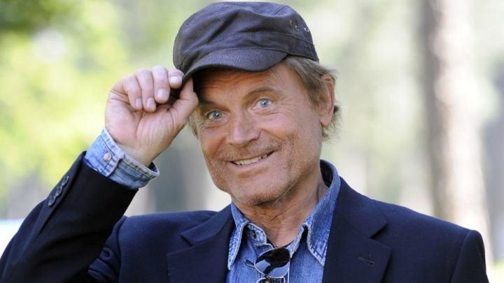 81 anni per Terence Hill, da Bud Spencer a Don Matteo, passando per Luchino Visconti.