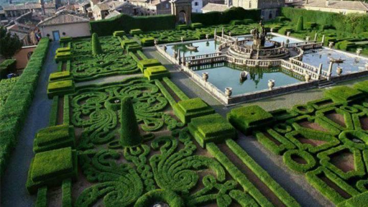 I giardini più belli: Villa Lante