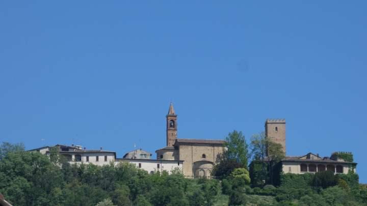L'Oltrepò Pavese in un'insolita domenica di maggio