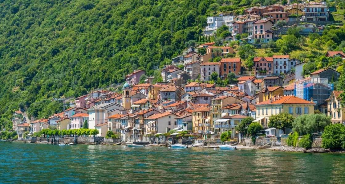 Nesso: lo stupendo borgo sul Lago di Como