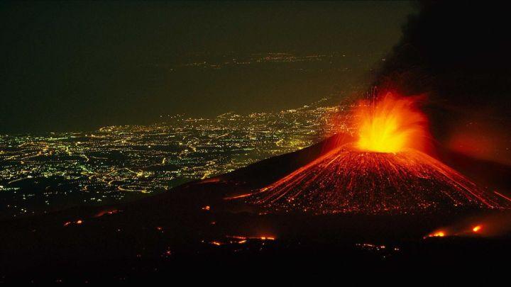 Etna: il vulcano più attivo del Pianeta Terra