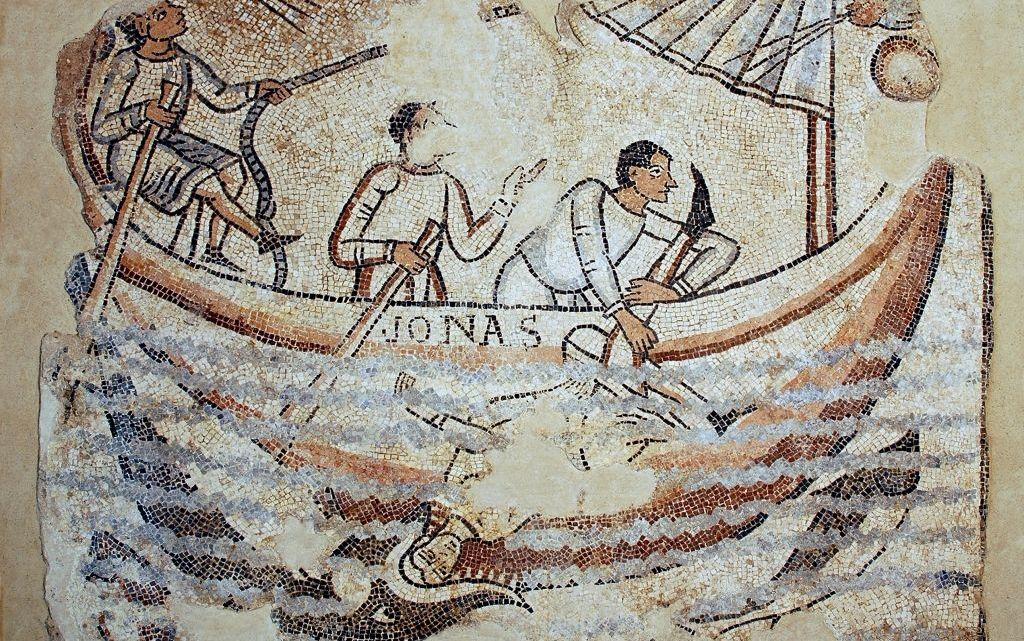 Mosaici a distanza al Duomo di Casale