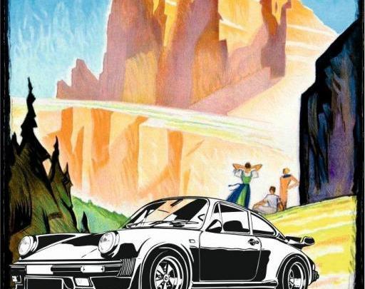 Dolomeeting Porsche Sudtirol 2020