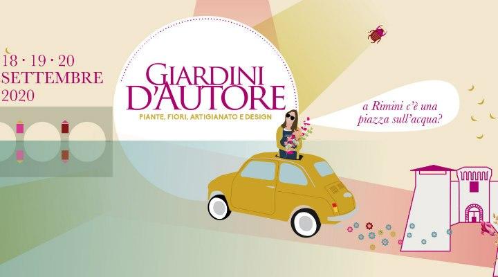 Rimini Giardini d'Autore 2020