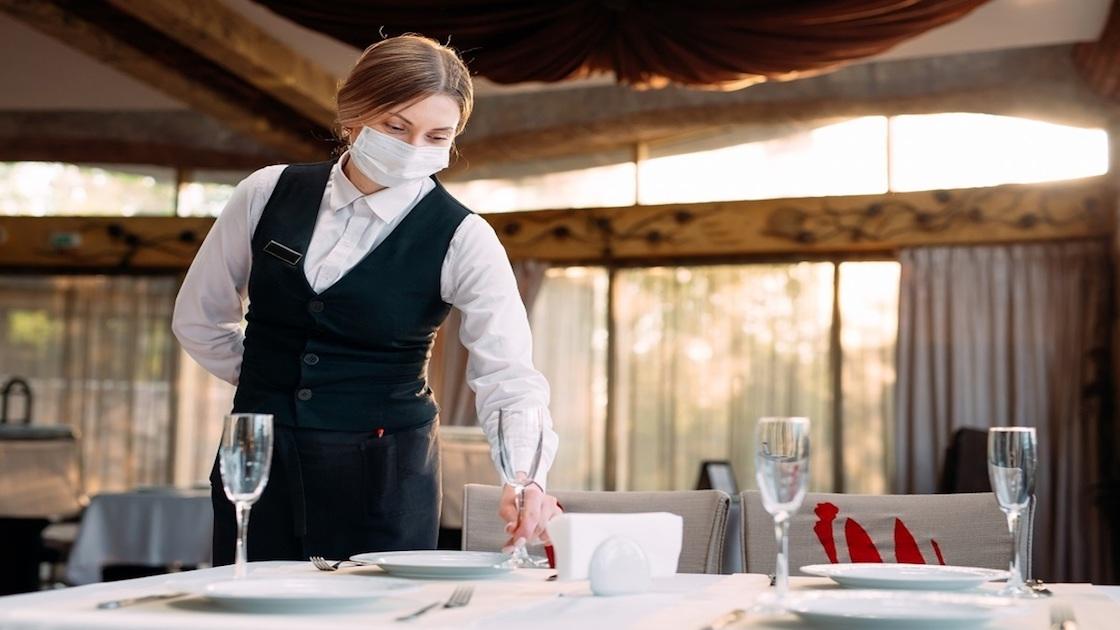 Al ristorante è possibile prendere il Covid-19?