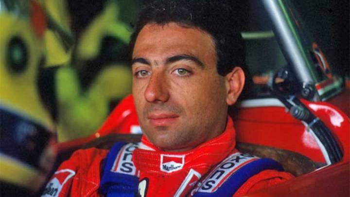 Michele Alboreto, una vita per la Ferrari