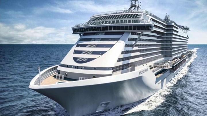 Pronte a salpare le nuove navi di lusso MSC