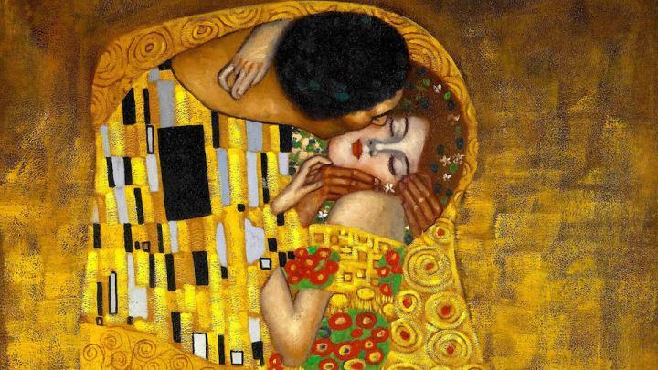 La storia del Bacio di Klimt