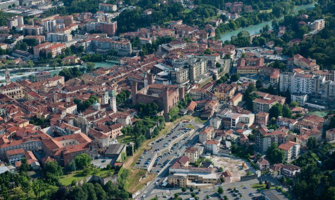 Ivrea, città dell'Olivetti