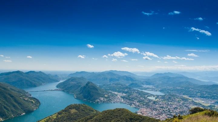 Il lago Ceresio, sempre più green, sarà ad emissioni zero
