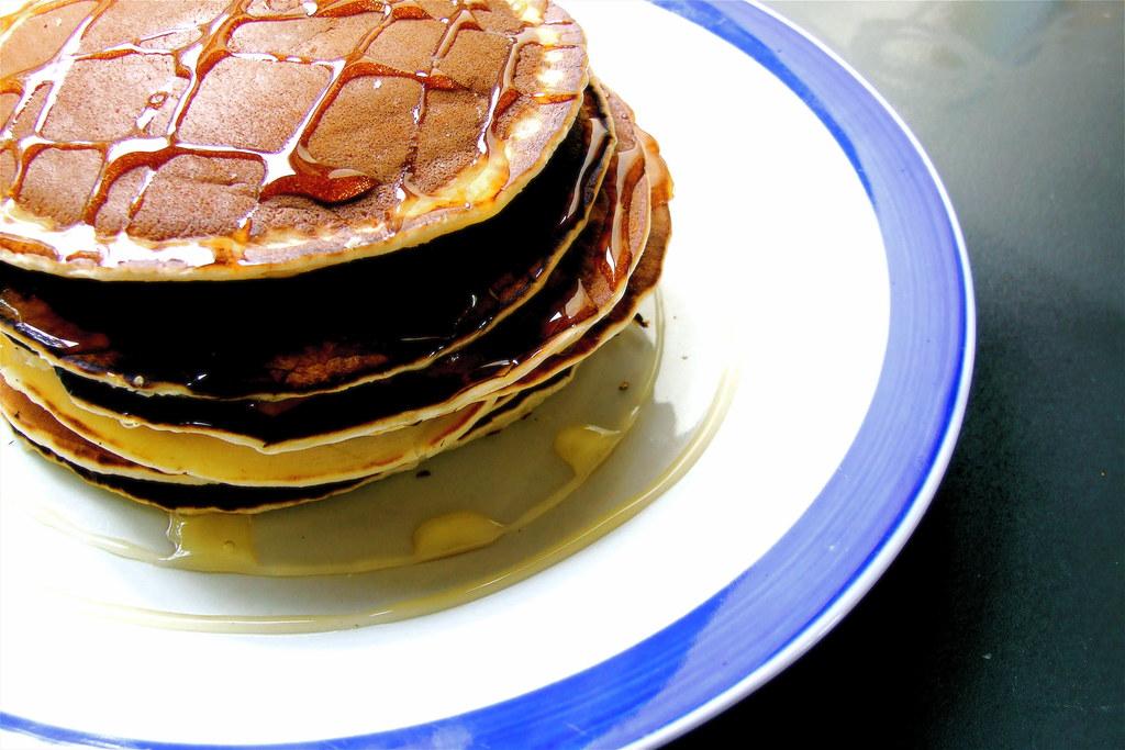I pancakes, una colazione all'americana