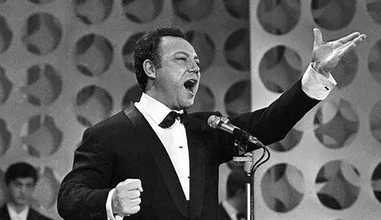 Claudio Villa, il re di Sanremo