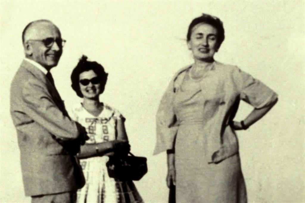 Giacomo e Renata Debenedetti, un amore per sempre
