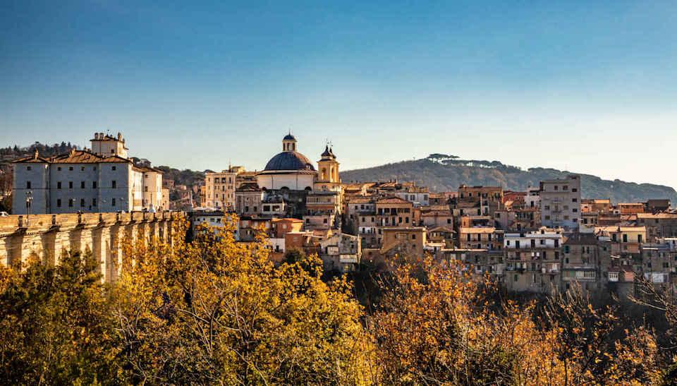 Il vino dei Castelli e il borgo di Marino