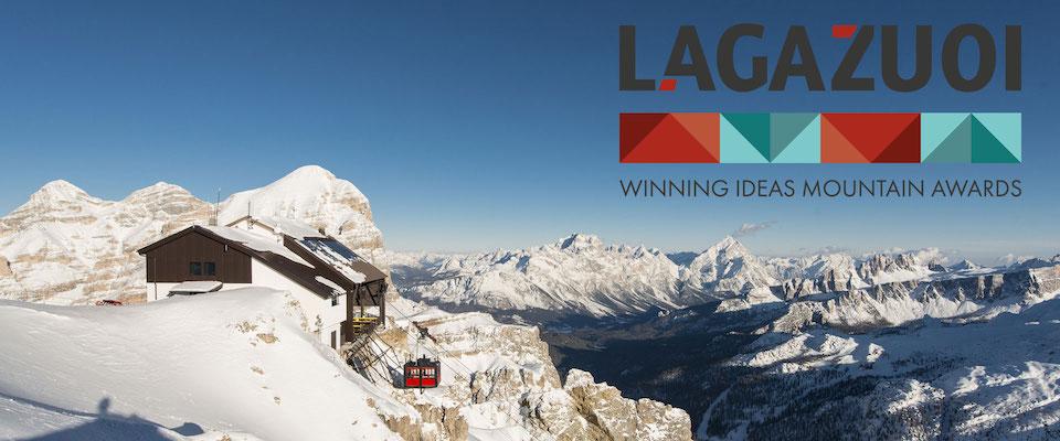 I progetti turistici premiati da Lagazuoi Winning Ideas Mountain Awards 2021