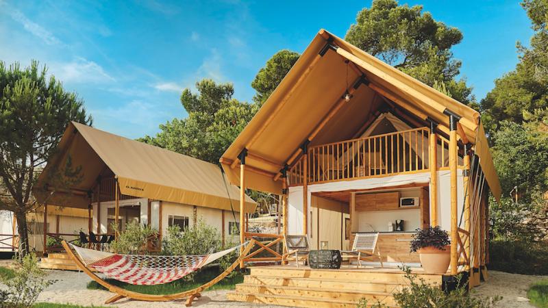 Vacanze nella natura: Safari Loft e Boutique, chalet, campeggio