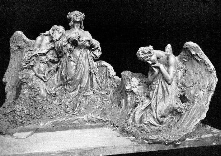 Leonardo Bistolfi, scultore casalese di talento