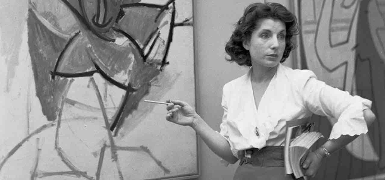 Palma Bucarelli, una vita per l'arte