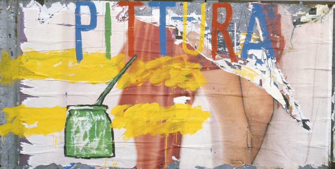 Una mostra sugli anni Ottanta a Milano
