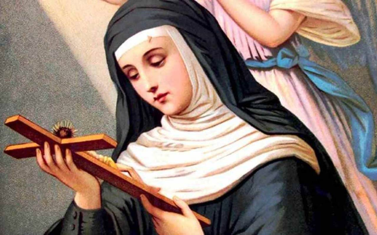Rita da Cascia, santa delle rose