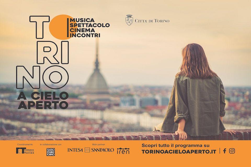 Torino a cielo aperto- Festival d'Estate 2021: i progetti