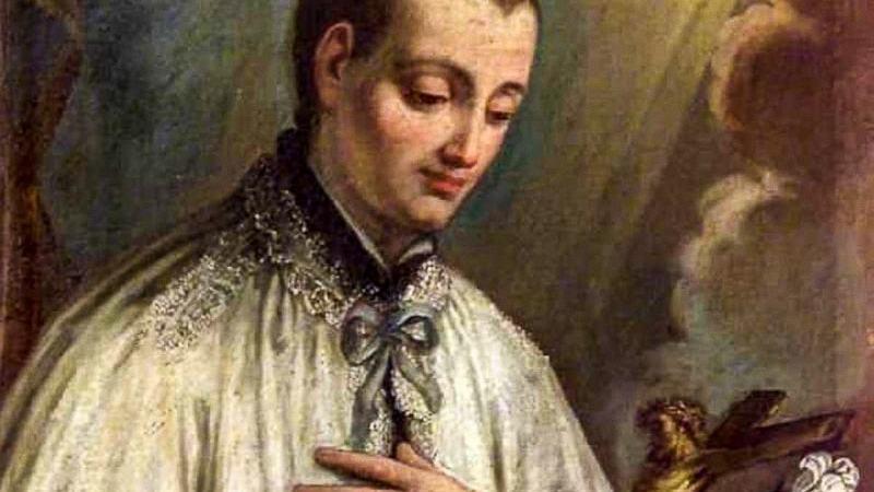 Luigi Gonzaga, santo del primo giorno d'estate