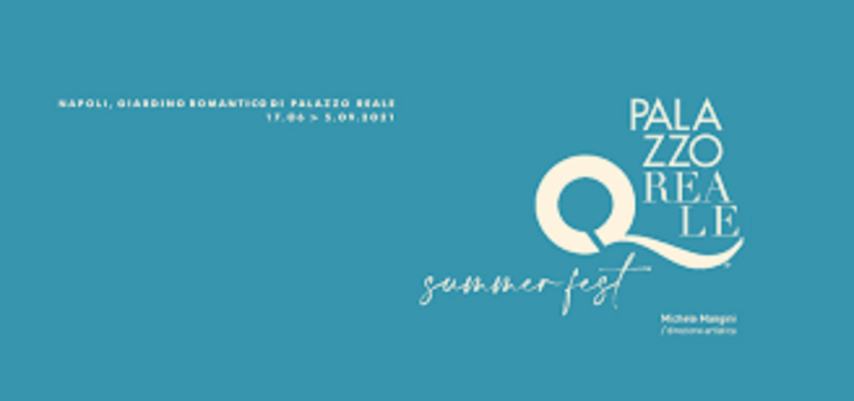 Palazzo Reale Summer Fest 2021