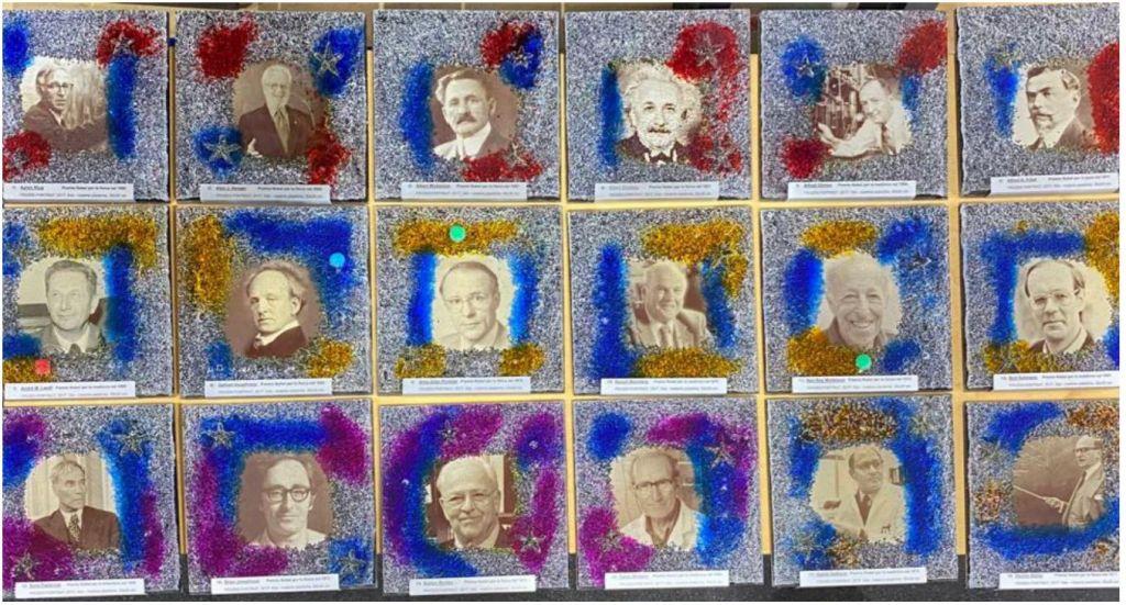 Una mostra sui Nobel nella Sinagoga di Casale Monferrato
