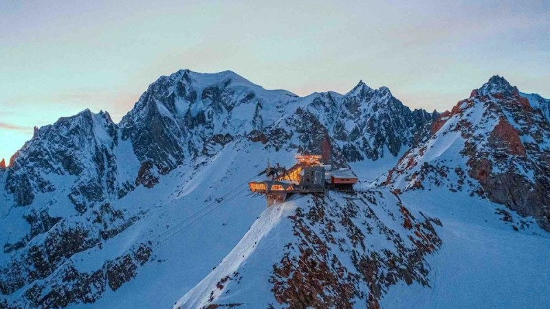 Notti in quota con Courmayeur Outdoor Nights