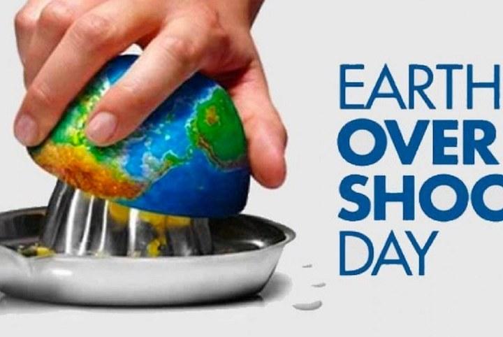 Earth overshoot day: da oggi la terra va in debito ecologico