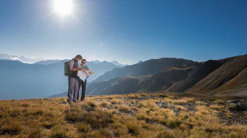 Escursionismo che passione: a Livigno l'estate inizia con la marcia giusta