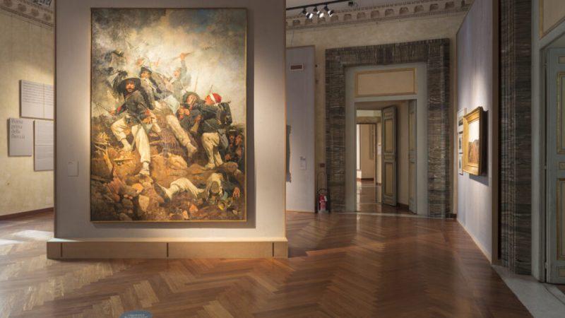 Dal 28 luglio al Museo di Roma aperture straordinarie serali della mostra ROMA. NASCITA DI UNA CAPITALE 1870-1915