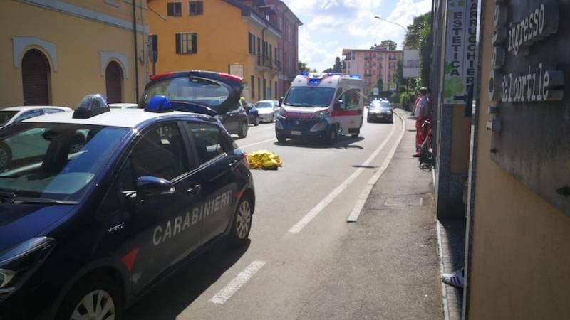 Ciclista perde la vita in Arona – Lago Maggiore