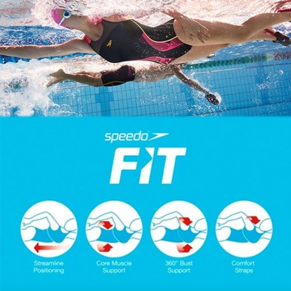 Speedo Fit Pinnacle Xback