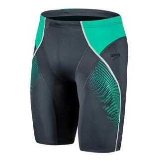 Speedo Fit Panel Jammer Grijs
