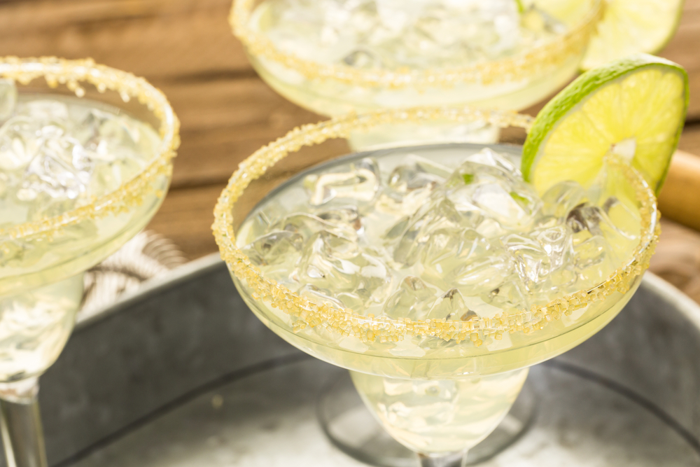 Go south of the border with this diet margarita recipe for cinco de mayo or any celebration!
