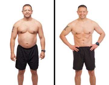 You can start losing weight and keep it off, just like Manny did with Personal Trainer Food.