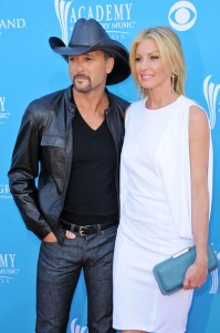 Tim McGraw ditched alcohol to lose weight.