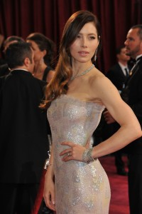 Jessica Biel eats healthy fats to look this amazing.