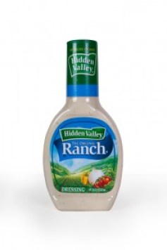 A bottle of full-fat ranch with all those extra calories-- will it help you lose weight fast?