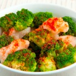 Cajun Broccoli and Cauliflower Bowl