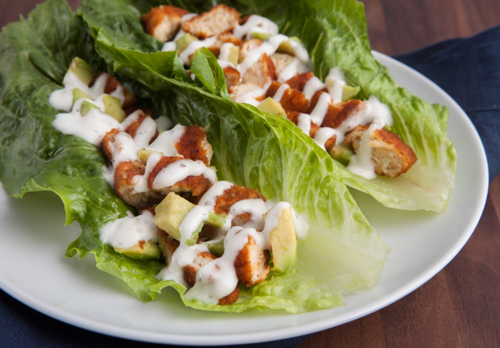 Get rid of excess fat with these Zesty Chicken Avocado Wraps from Personal Trainer Food!