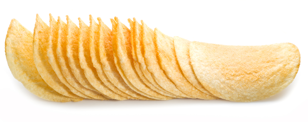 You know you can't stop after just one; avoid this chip with Personal Trainer Food.
