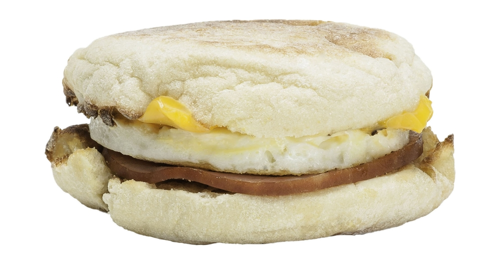 Personal Trainer Food is faster than fast food in the morning so you don't have to make a mcmuffin mistake.