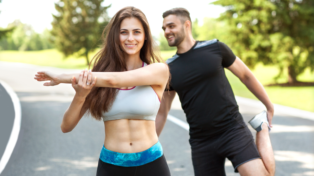 Get sexy, flat abs in just minutes a day with these great tips from Personal Trainer Food!